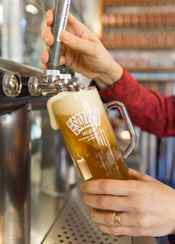 SQZBX Beer