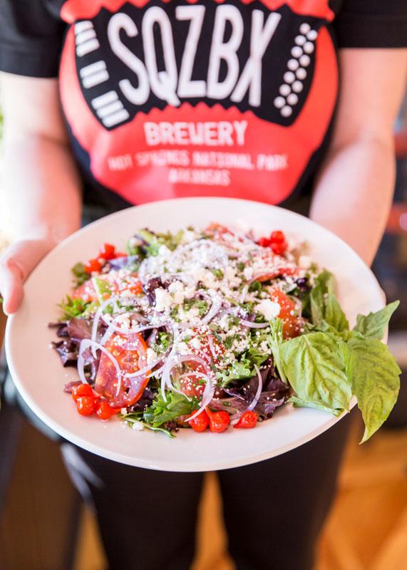 SQZBX Salads